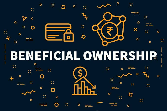 Rich results on Google when searching beneficial ownership